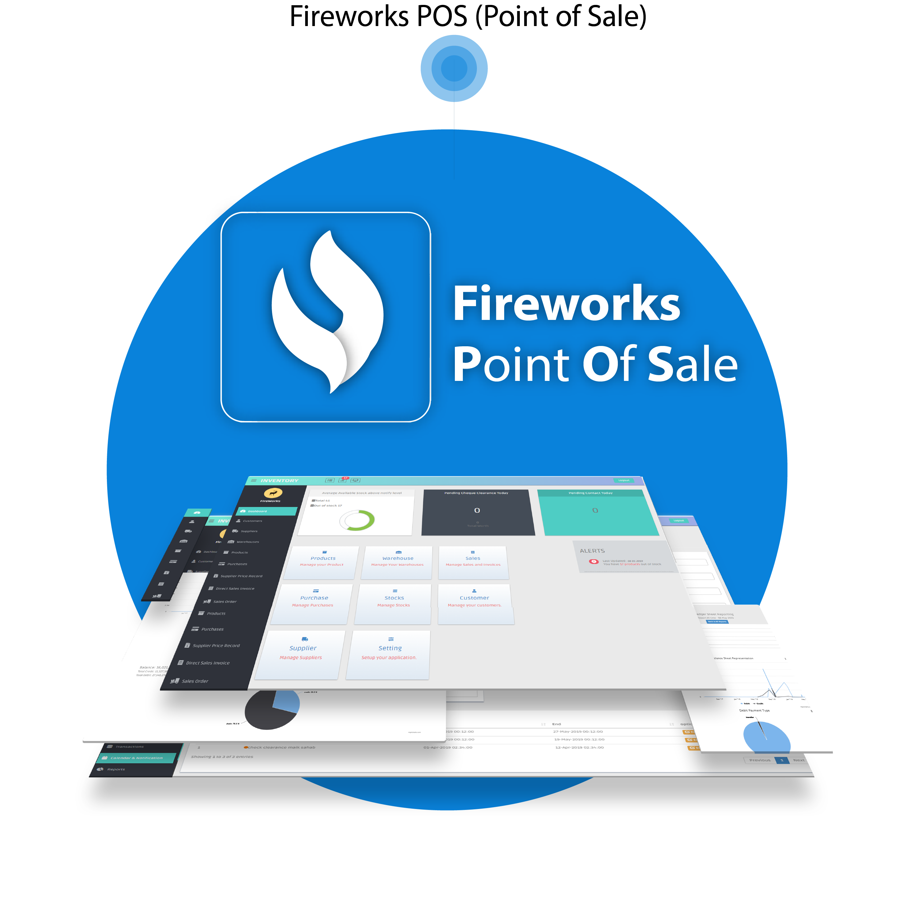 Fireworks Point of Sales